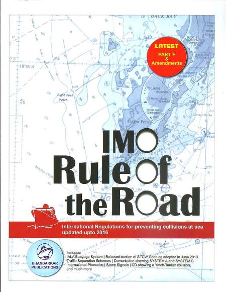 IMO Rule Of The Road (With CD), 15th Edition