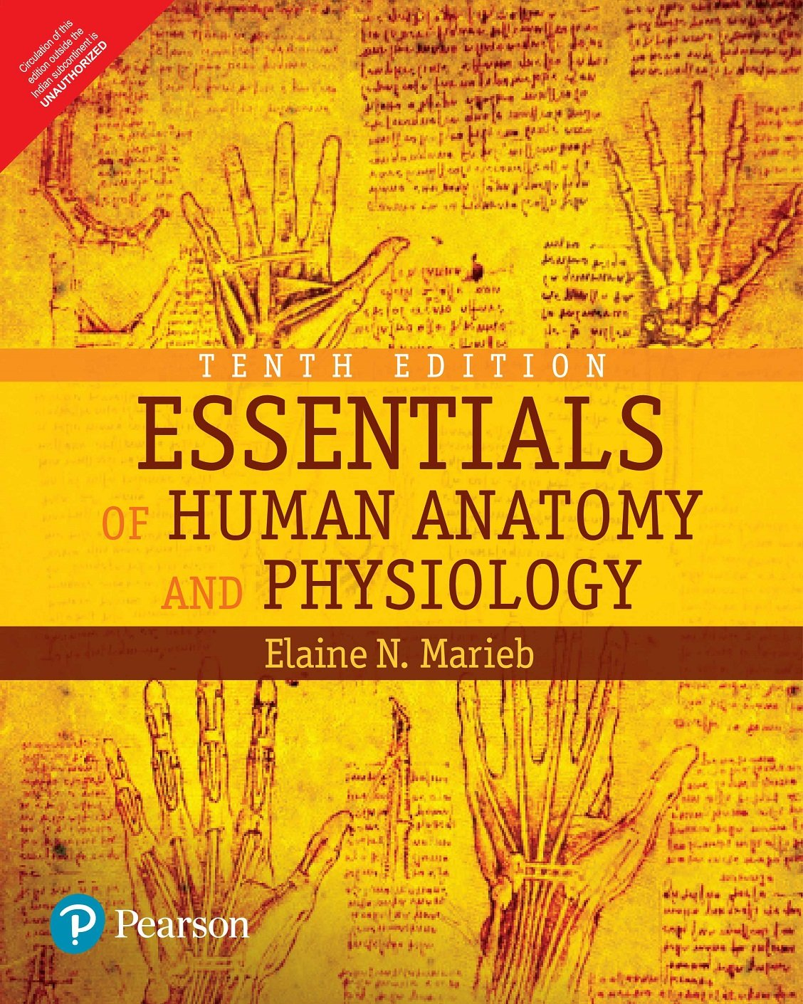 Books :: Essentials of Human Anatomy & Physiology, 10th Edition