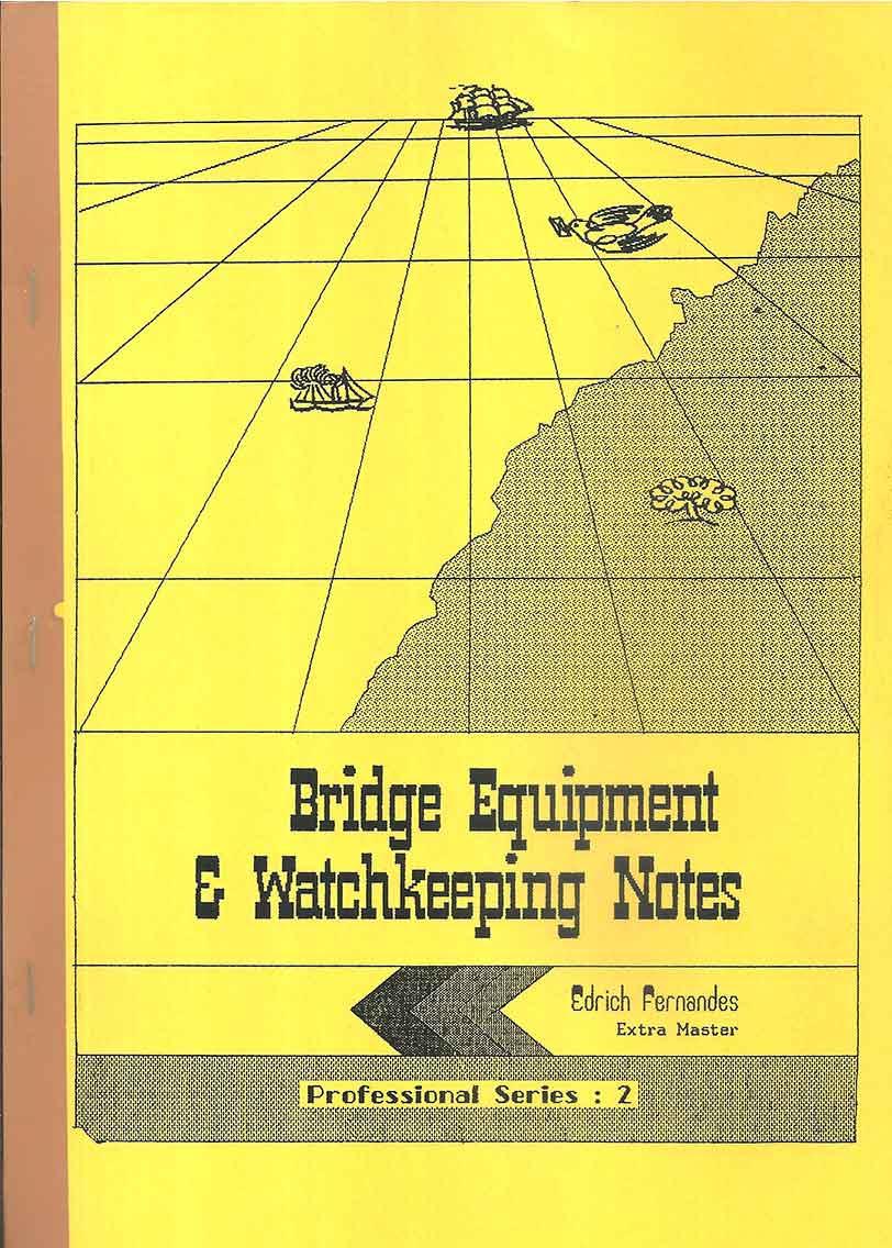 Books :: Bridge Equipment & Watchkeeping Notes