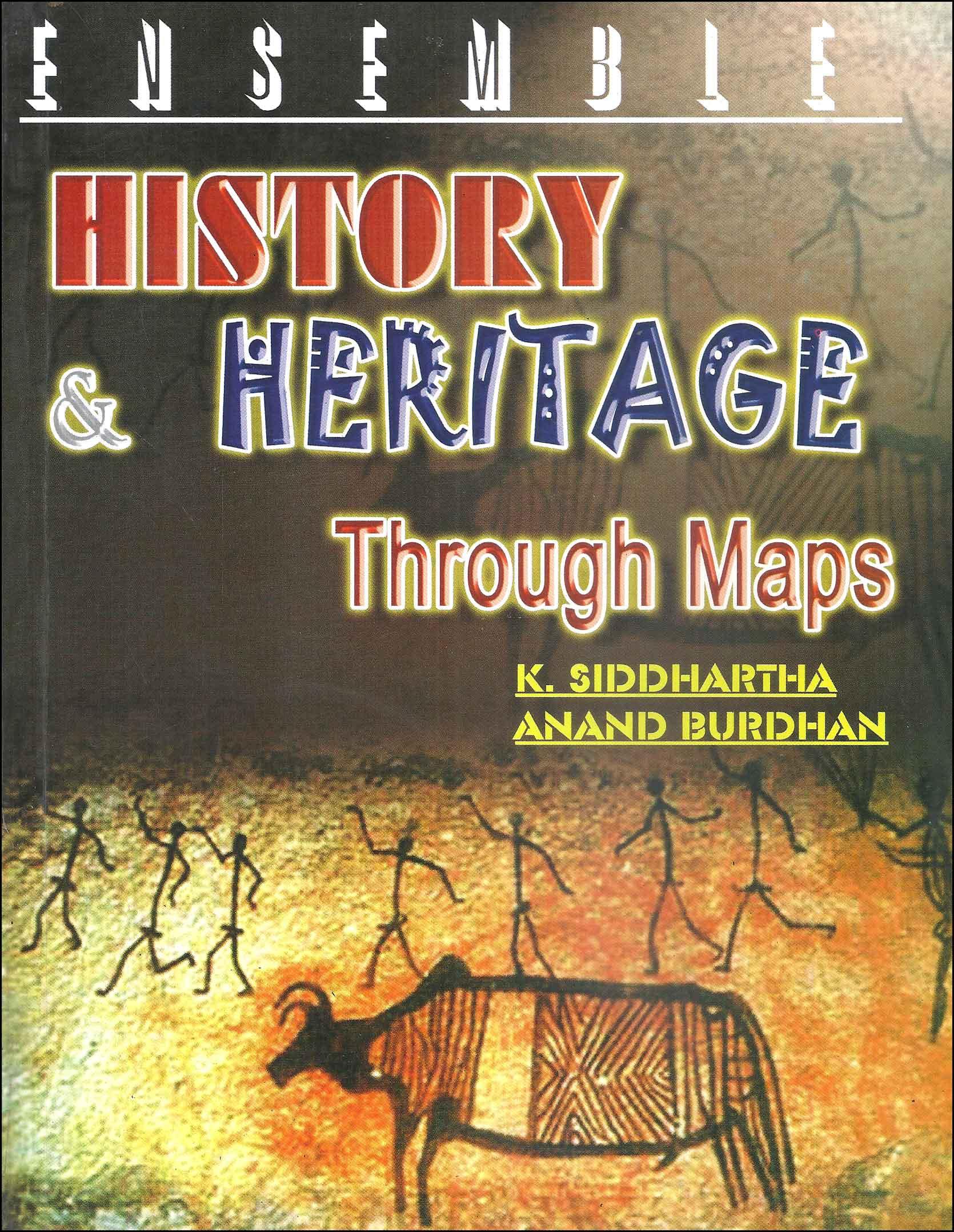 Books :: Ensemble History Heritage Through Maps