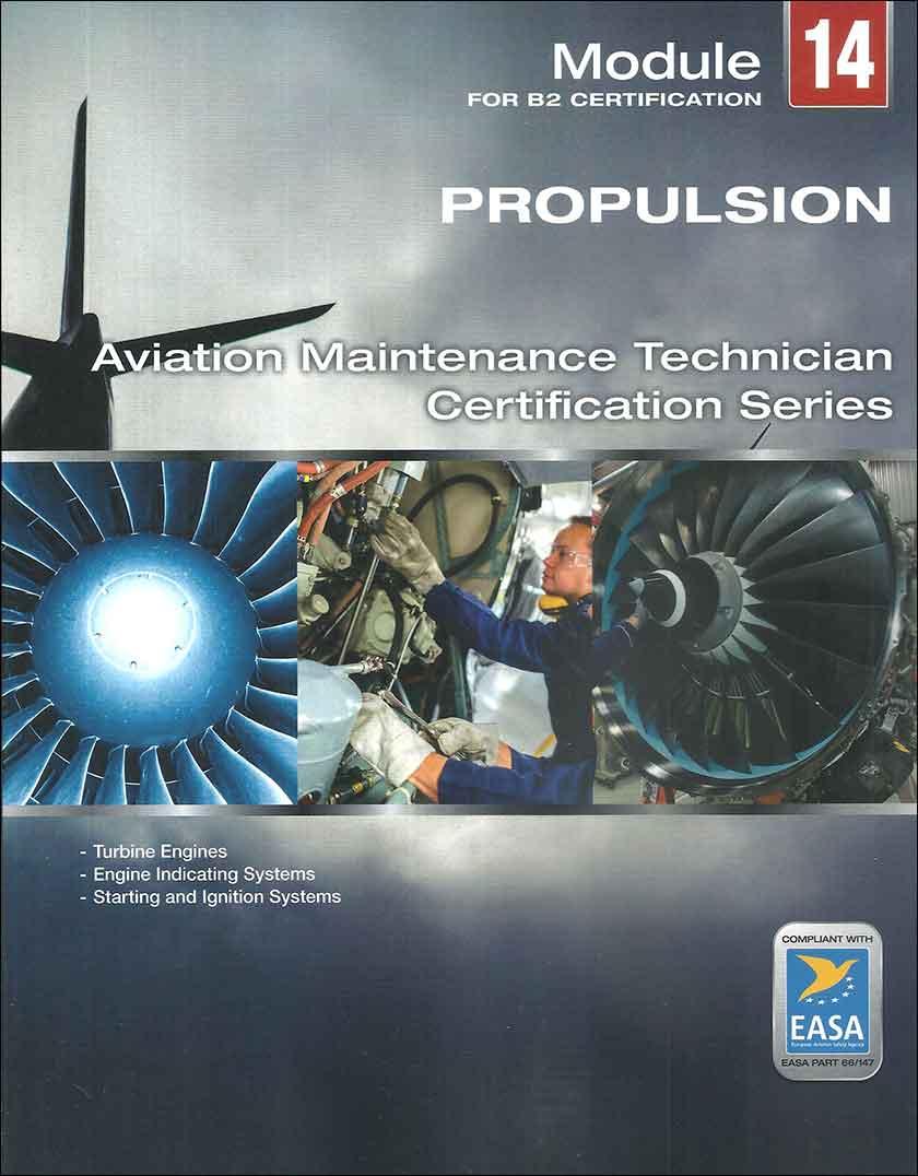 EASA Module 14 Propulsion (For B2 Level)
