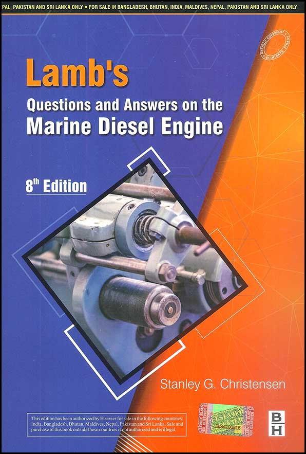 Lamb's Questions & Answers on the Marine Diesel Engine, 8th Edition