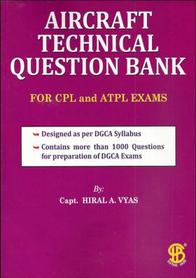 Aircraft Technical Question Bank for CPL & ATPL Exams